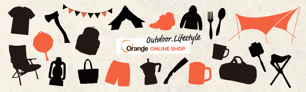 Orange ONLINE SHOP Outdoor.Lifestyle
